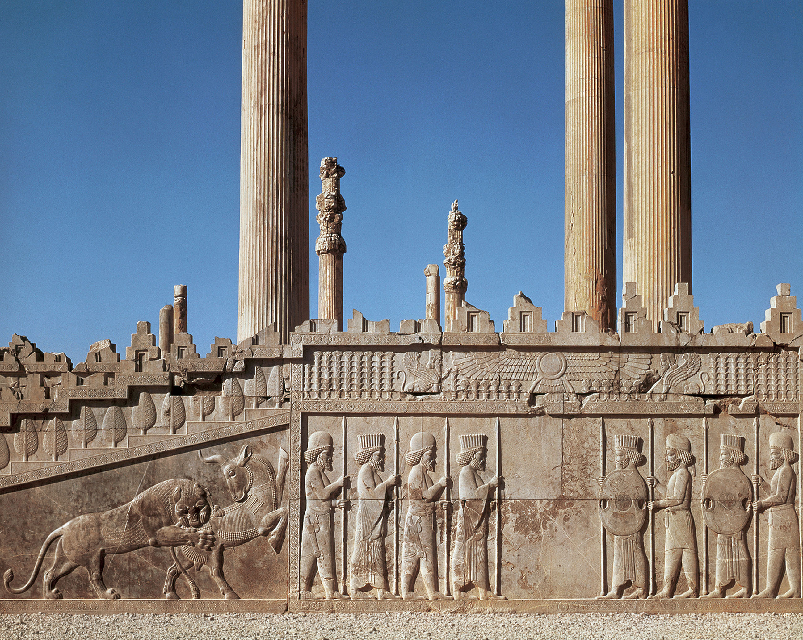Ancient Mesopotamia Buildings Ancient Mesopotamian Art On